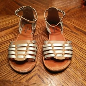 American Eagle Outfitters Open Toed Sandals